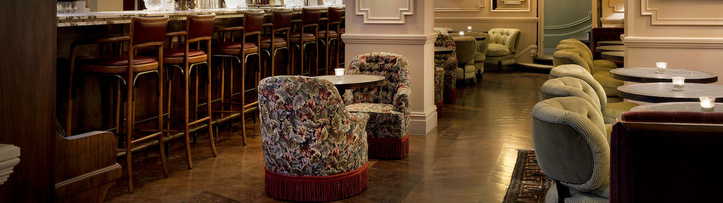 Bespoke bar arm chairs