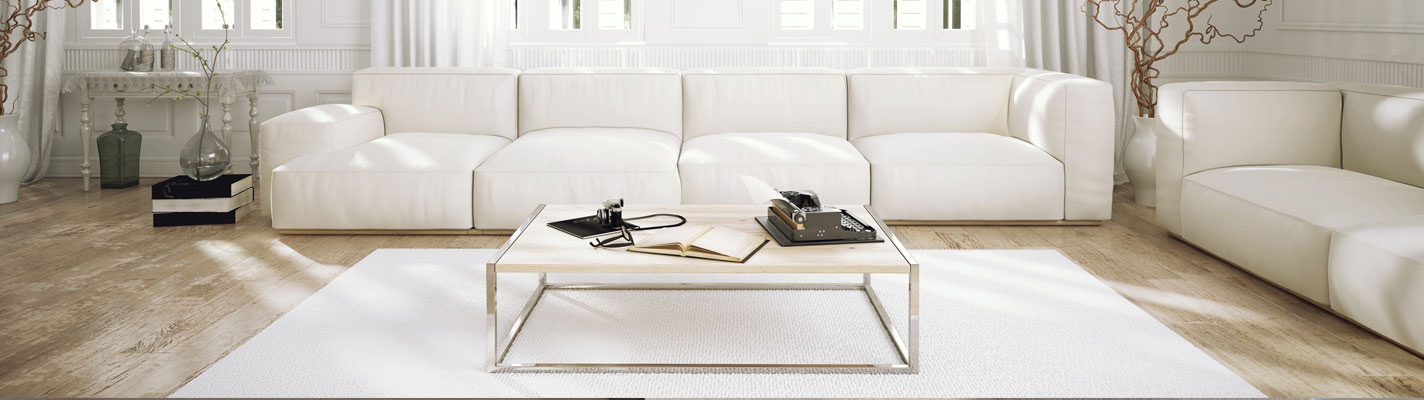 large bespoke residential sofa
