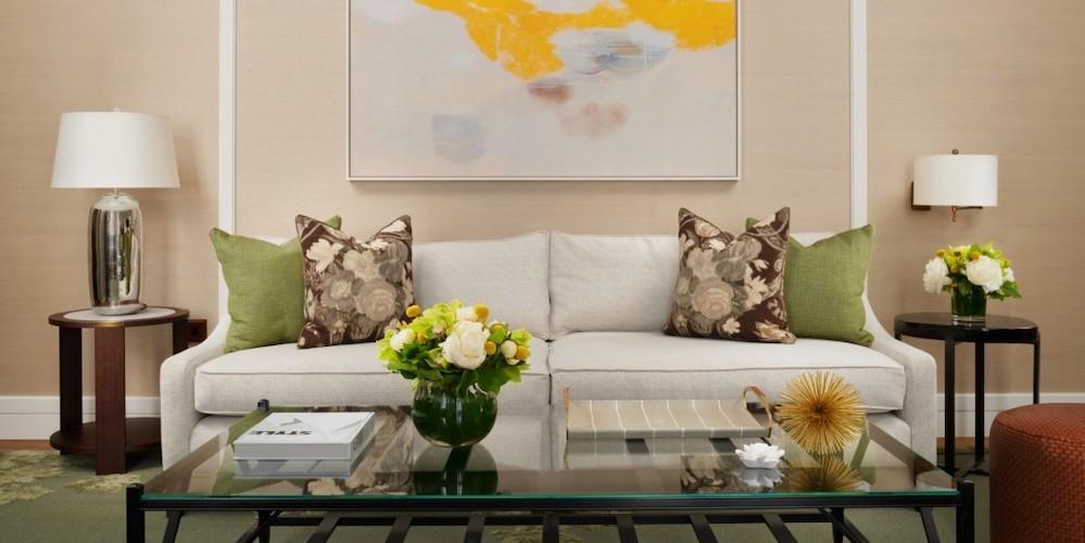bespoke hotel sofa